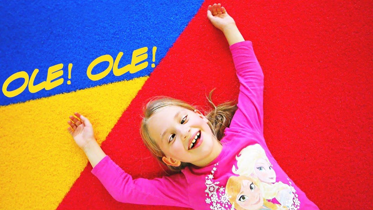 Spielplatz Mannheim – Ole!Ole! Kinderspielplanet