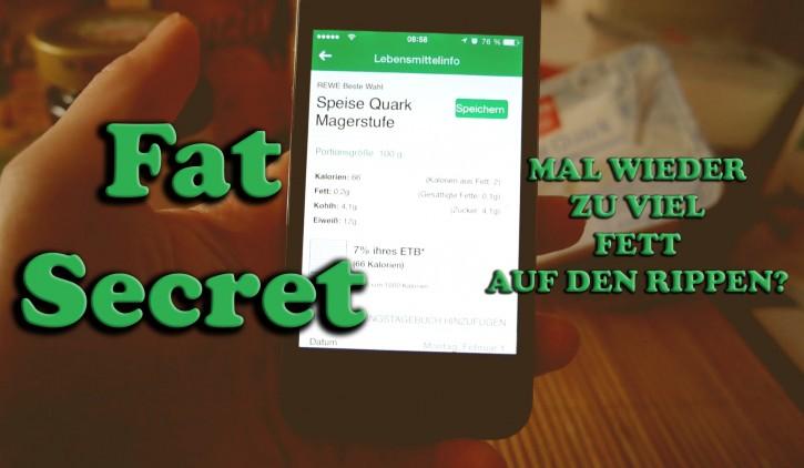 FatSecret App für deine Diät Testbericht