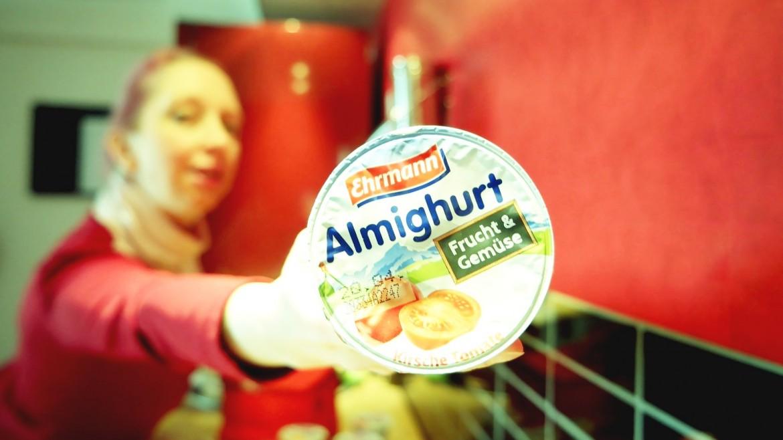 Unboxing | Ehrmann Almighurt Frucht & Gemüse getestet