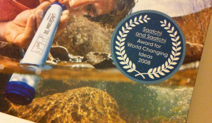 LifeStraw® Personal – Persönlicher Wasserfilter