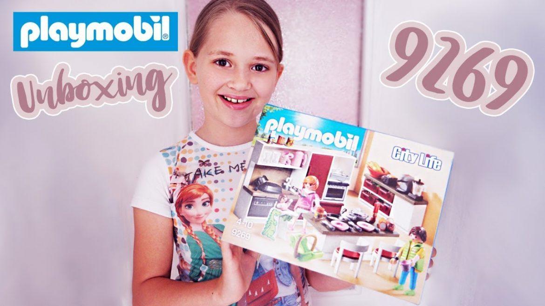 Playmobil 9269 Große Familienküche von City Life | Unboxing, Aufbauen und Spielen