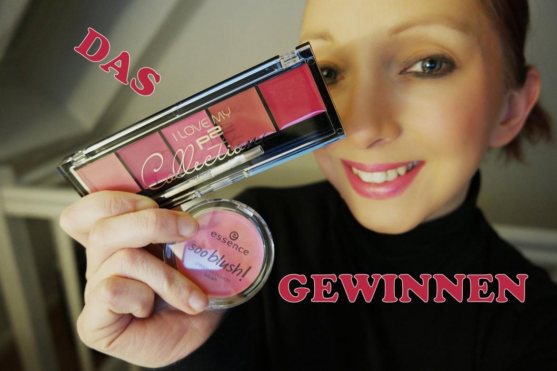 Gewinnspiel: Make-up von essence und p2 zu verlosen