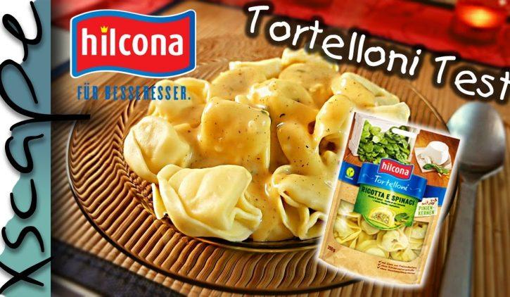 Hilcona #BesserEsser Tortelloni Test